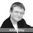 Photo of Anne Riley