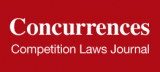 Concurrences - Competition Law Journal's logo