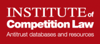 'Logo Institute of Competition Law'